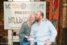 beYouLoveLife came from their love and challenging life experiences together