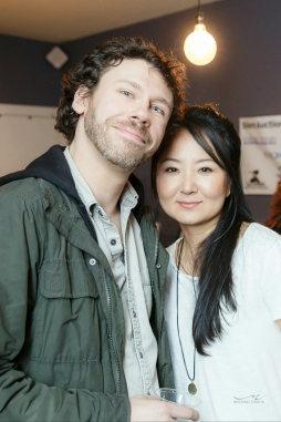 Scott Metzger and Sung Yun Cho